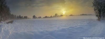 Photo Couverture Facebook coucher de soleil
