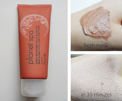 turkish thermal baths clay mask review