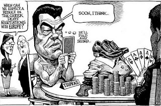 Economist: η κρίση στην Ελλάδα με humor