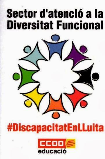 #DiscapacitatEnLLuita