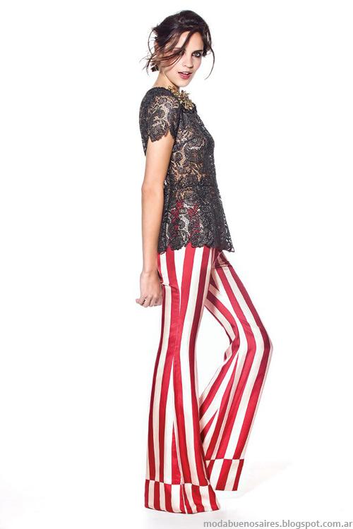Pantalones moda invieno 2013 Maria Dahn