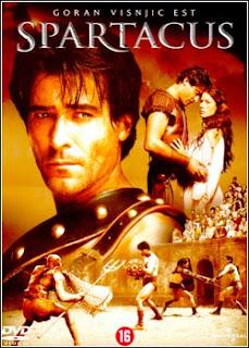 Spartacus Filme Dublado