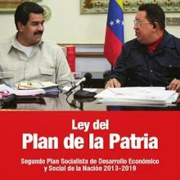 Ley Plan de la Patria