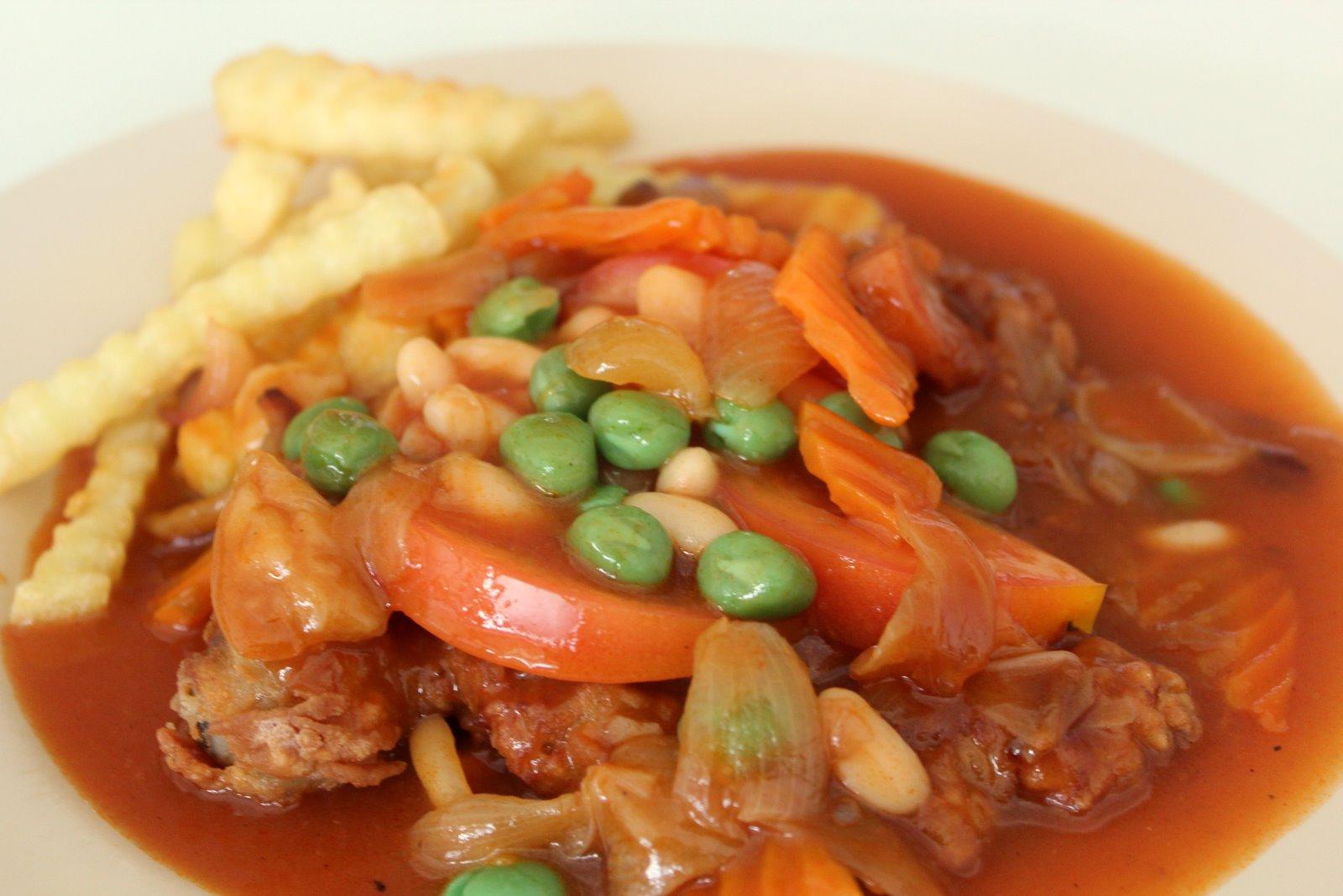 Ho jiak best asian food home cooks recipes hainam chicken chop hainam chicken chop sin bee chew butterworth forumfinder Images