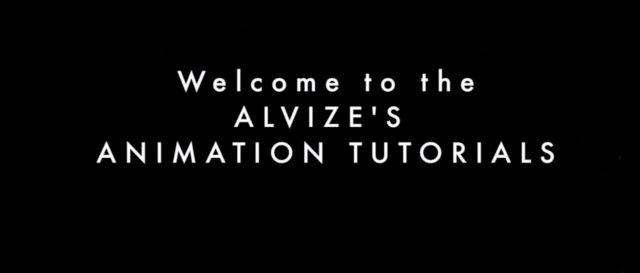 My famous animation tutorials ( Episode I )