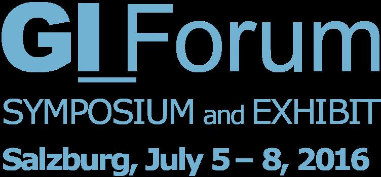 Térinformációs Fórum (szimpózium és kiállítás) Salzburgban