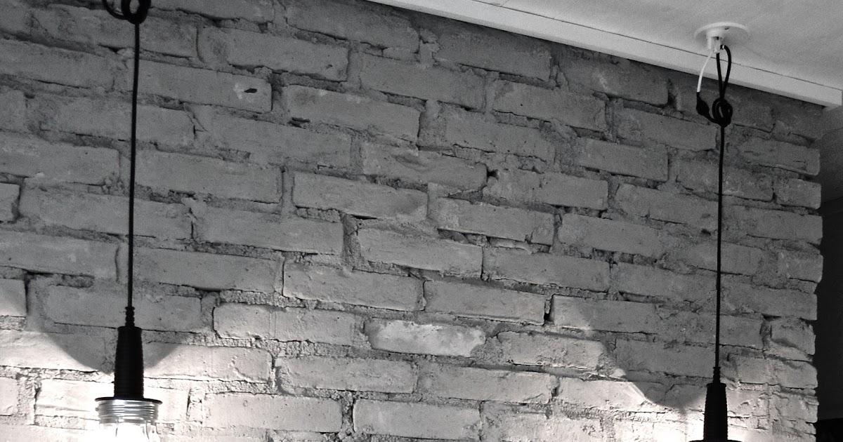 Papier peint imitation brique blanche - Imitation brique blanche ...