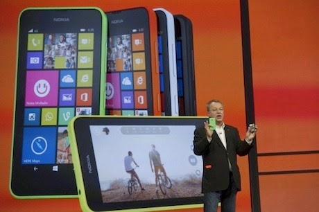 Penjualan Lumia Masih Kurang Gereget