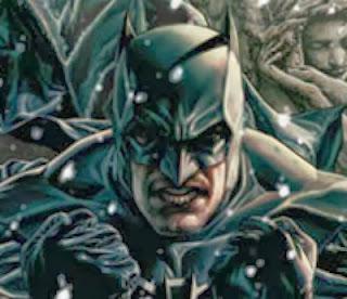 batman noel cover art