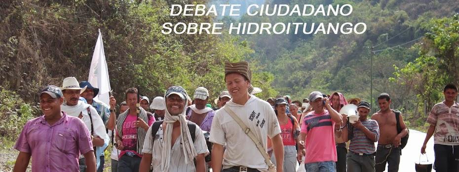 Denuncias sobre Hidroituango