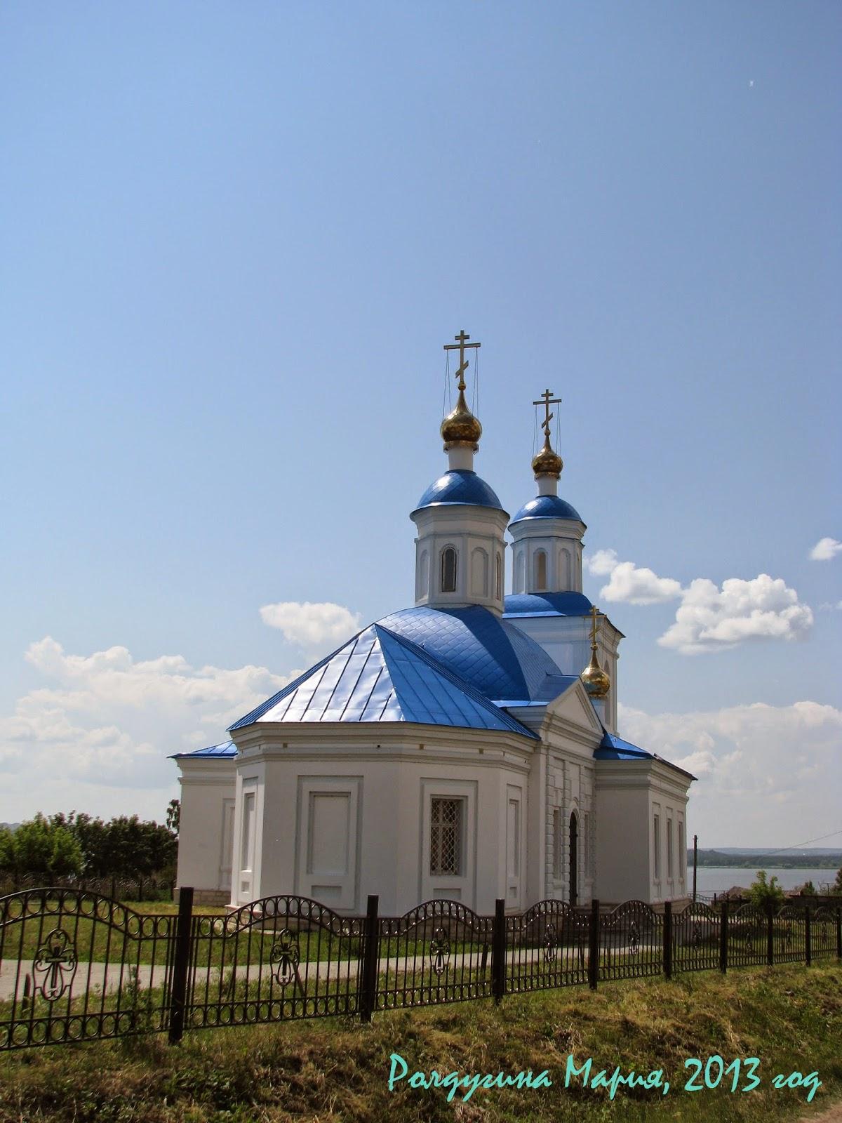 Татарстан фото Церковь Введения во Храм Пресвятой Богородицы