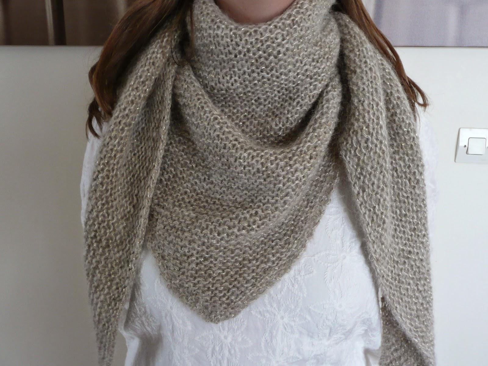 chale tricote
