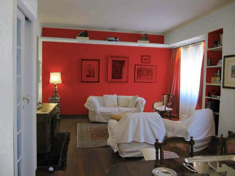 colori per imbiancare il soggiorno: parete salotto marrone colori ... - Colori Per Imbiancare Soggiorno 2