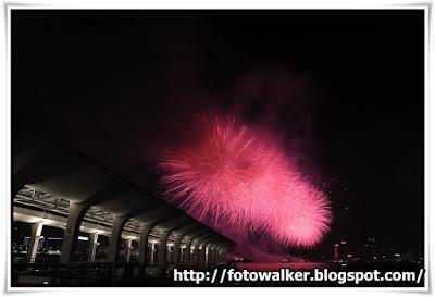 國慶煙花2011