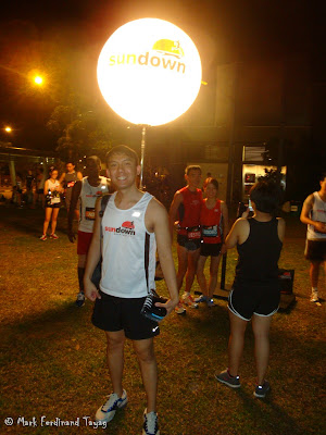 Sundown Marathon 2012 Experience