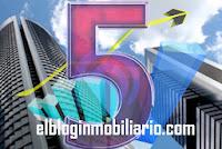 cinco razones inversión inmobiliaria elbloginmobiliario.com
