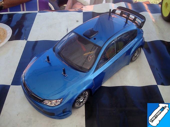 Foco no chassis: Rogerio