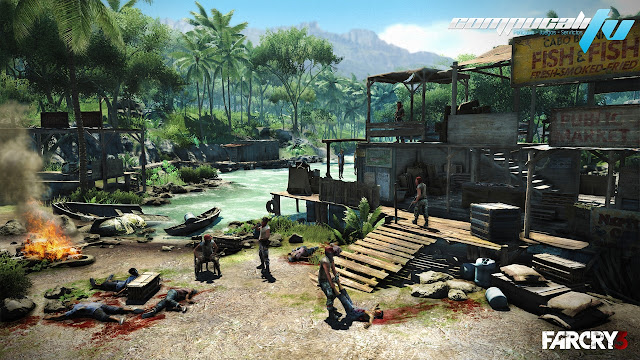 Far Cry 3 Xbox 360 Espaol Region Free 2012 