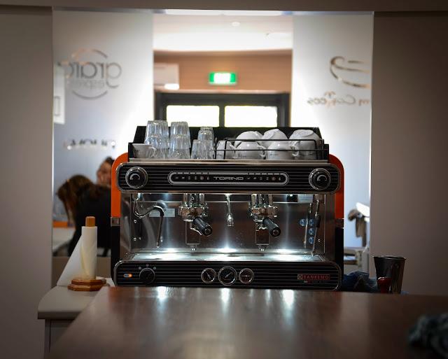 Grata Espresso San Remo Torino