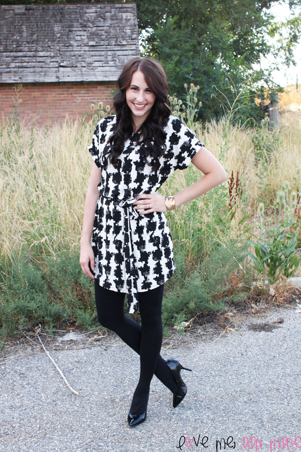 Houndstooth Amp Stella And Dot Giveaway Dani Marie Blog