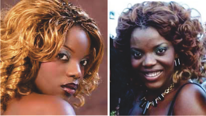 MOST TIMES,IT TAKES MORE THAN TWO PEOPLE TO MAKE MY HAIR – EMPRESS NJAMA