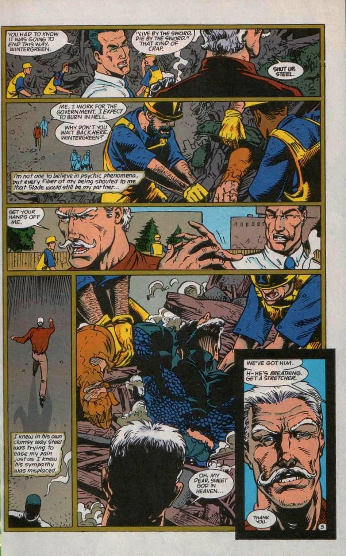 Deathstroke (1991) Issue #55 #60 - English 6