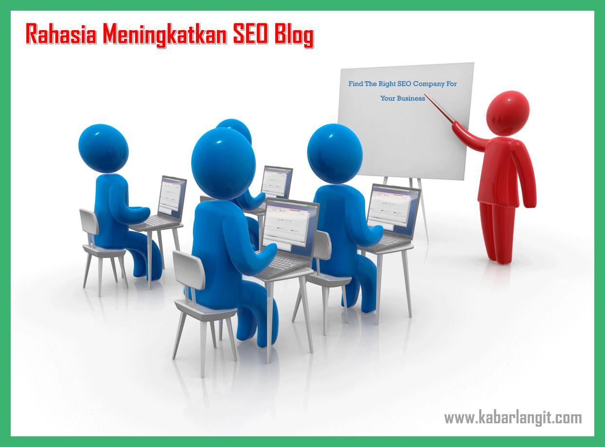 Rahasia Lengkap Cara Meningkatkan SEO Blog