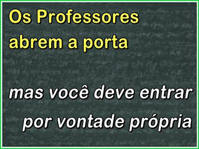 Mensagem Dia do Professor: Frases Curtas sobre Professores