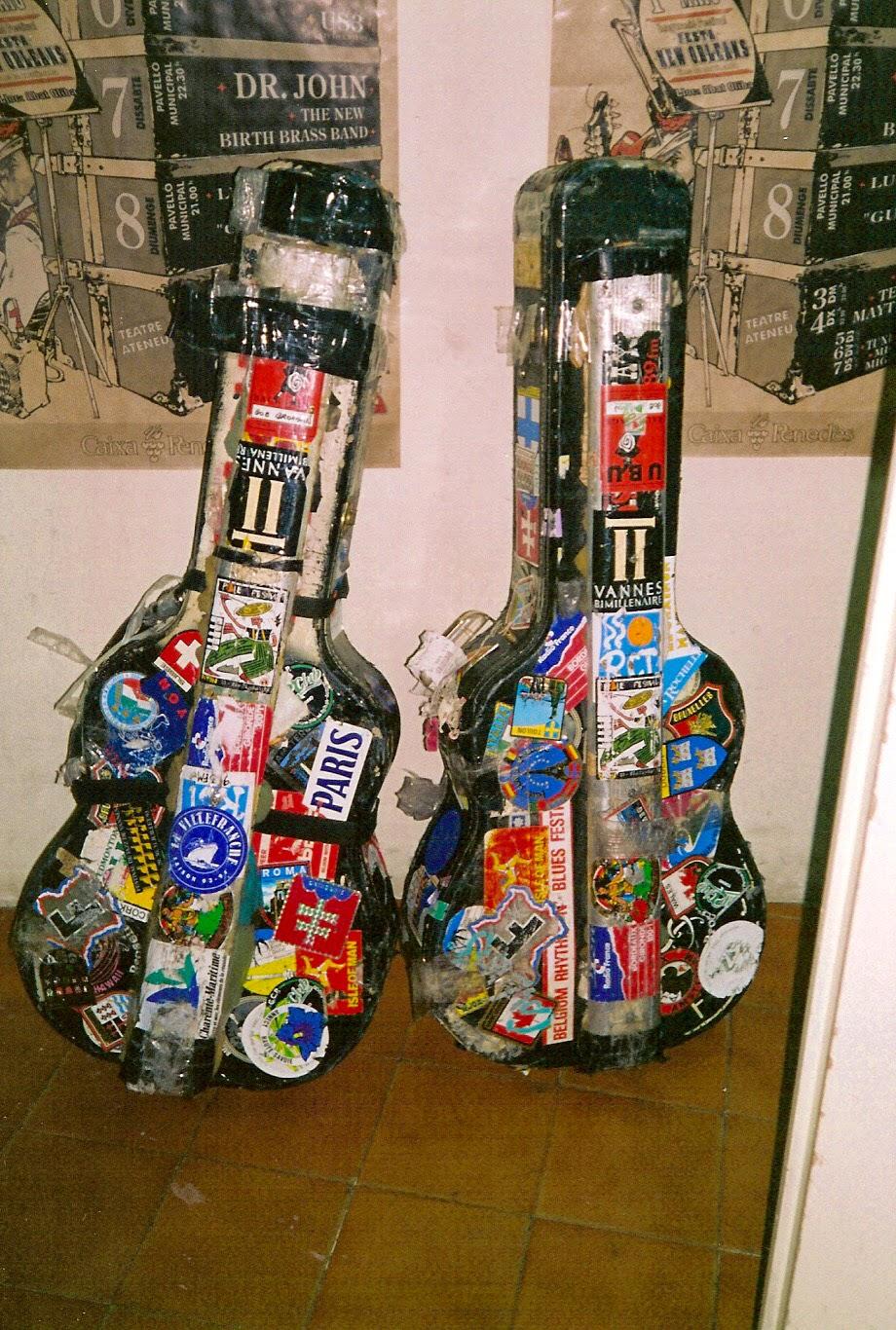 Guitarras viajeras (B. Brozman)