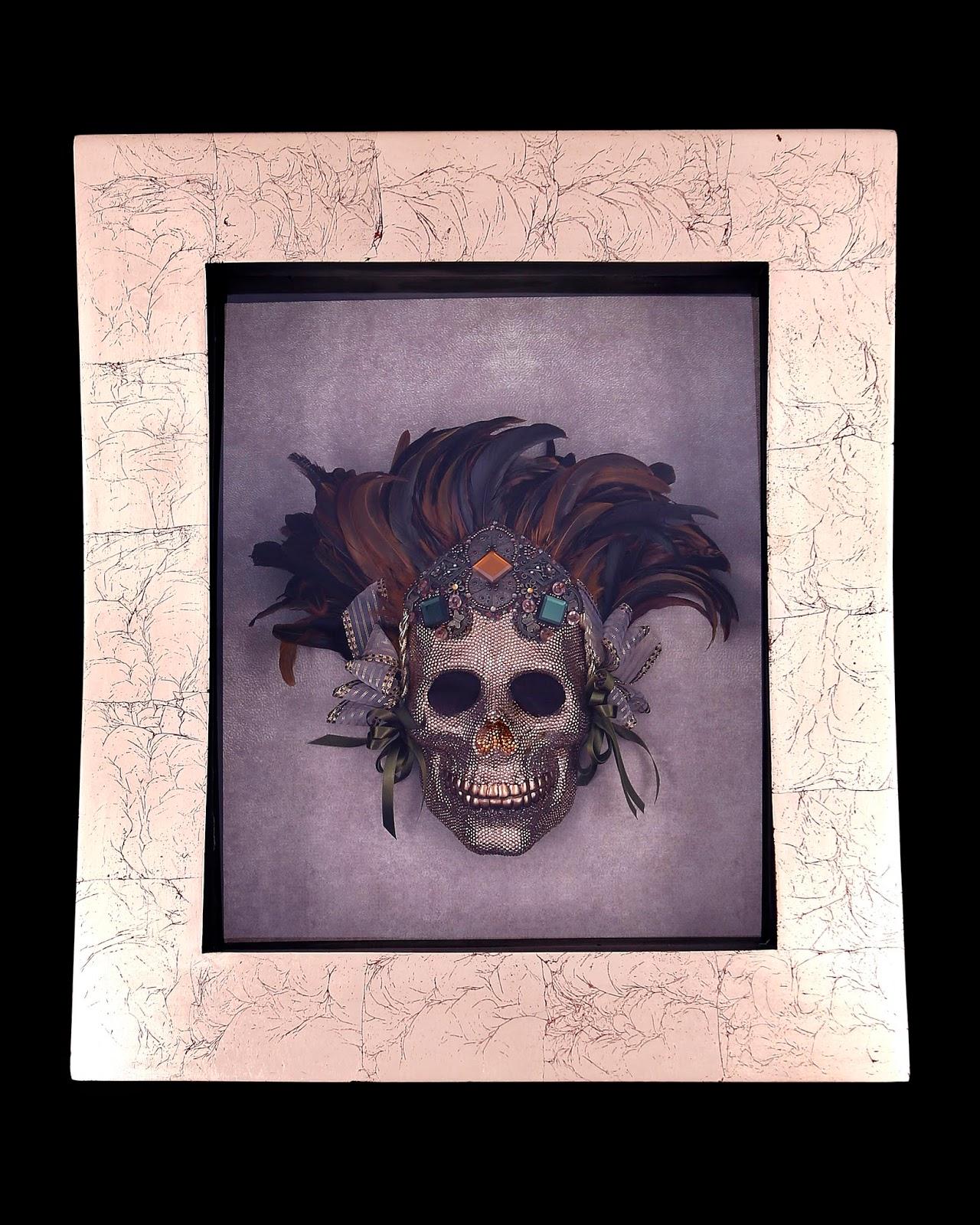 Su majestad La Muerte en el Museo de Arte Popular // Sala Pieza del Mes
