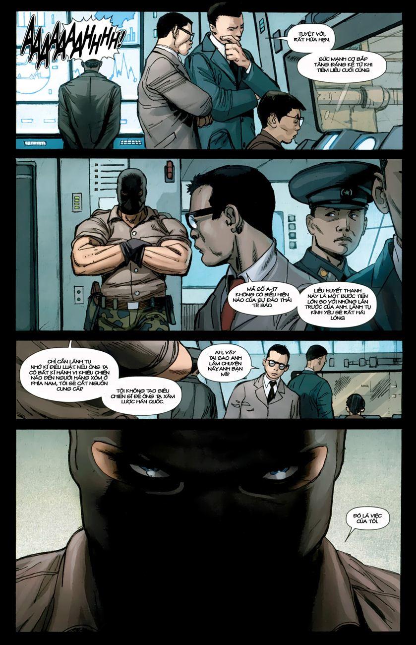 Ultimate Captain America chap 1 - Trang 11
