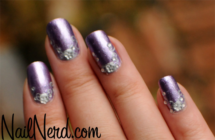 Bride Nail Art Have Your Dream Wedding