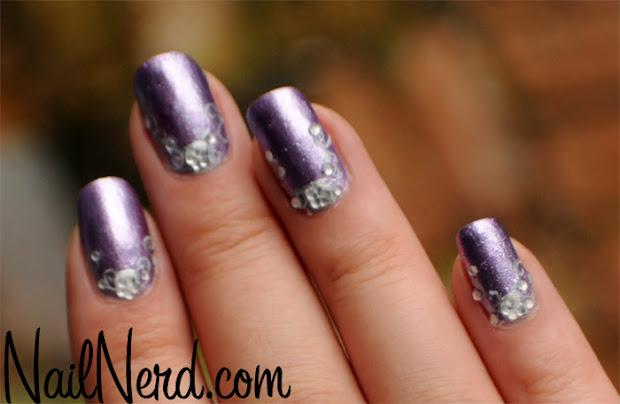 bride nail art dream
