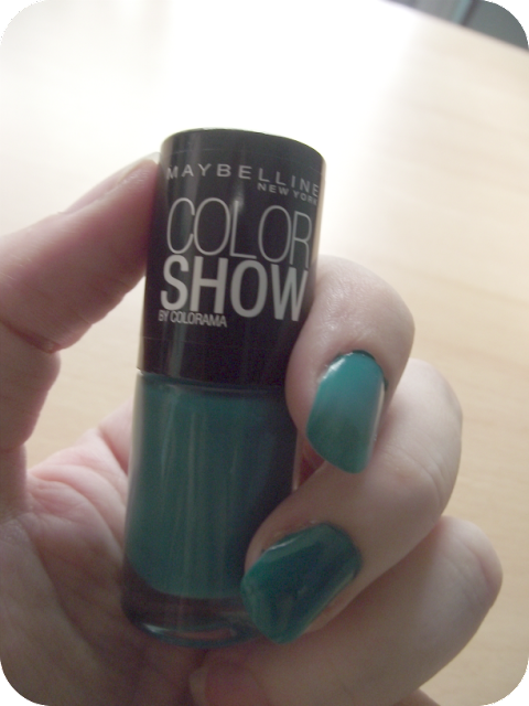Maybelline Colour Show swatch
