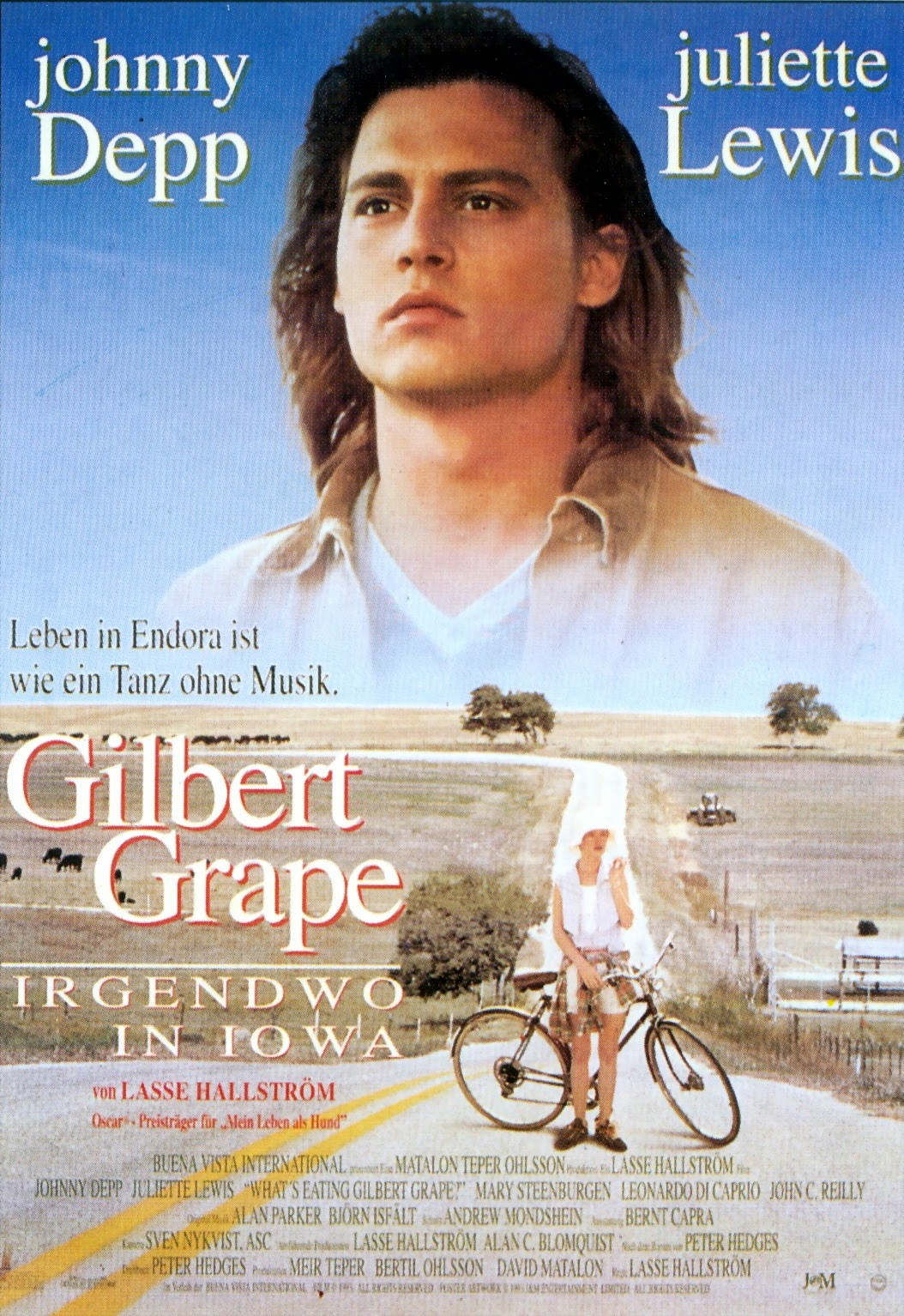 whats up gilbert grape