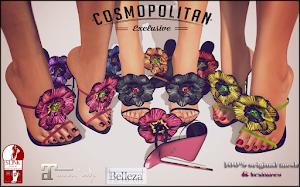 :::ChicChica::: @ Cosmopolitan Event