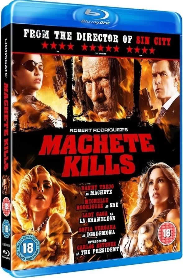Machete+Mata Machete Kills Torrent   BluRay Rip 720p Dublado (2014)