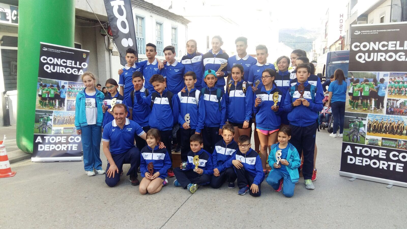 Atletismo Friol