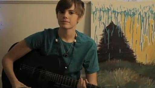 Dani Shay, Cewek Mirip Justin Bieber