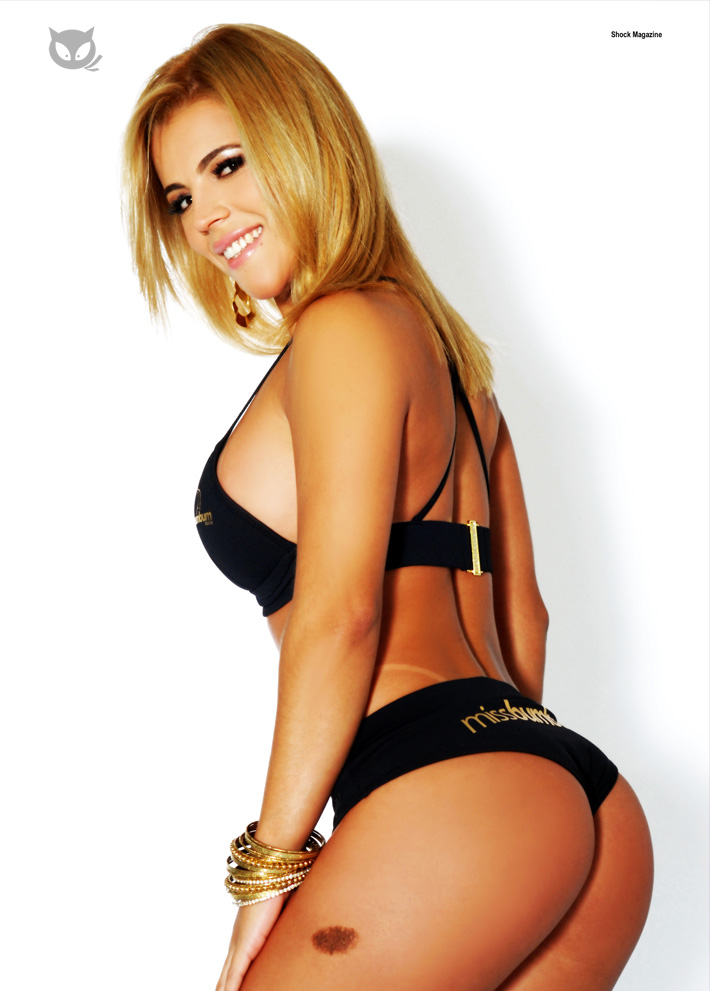 Rosana Ferreira - Shock Magazine