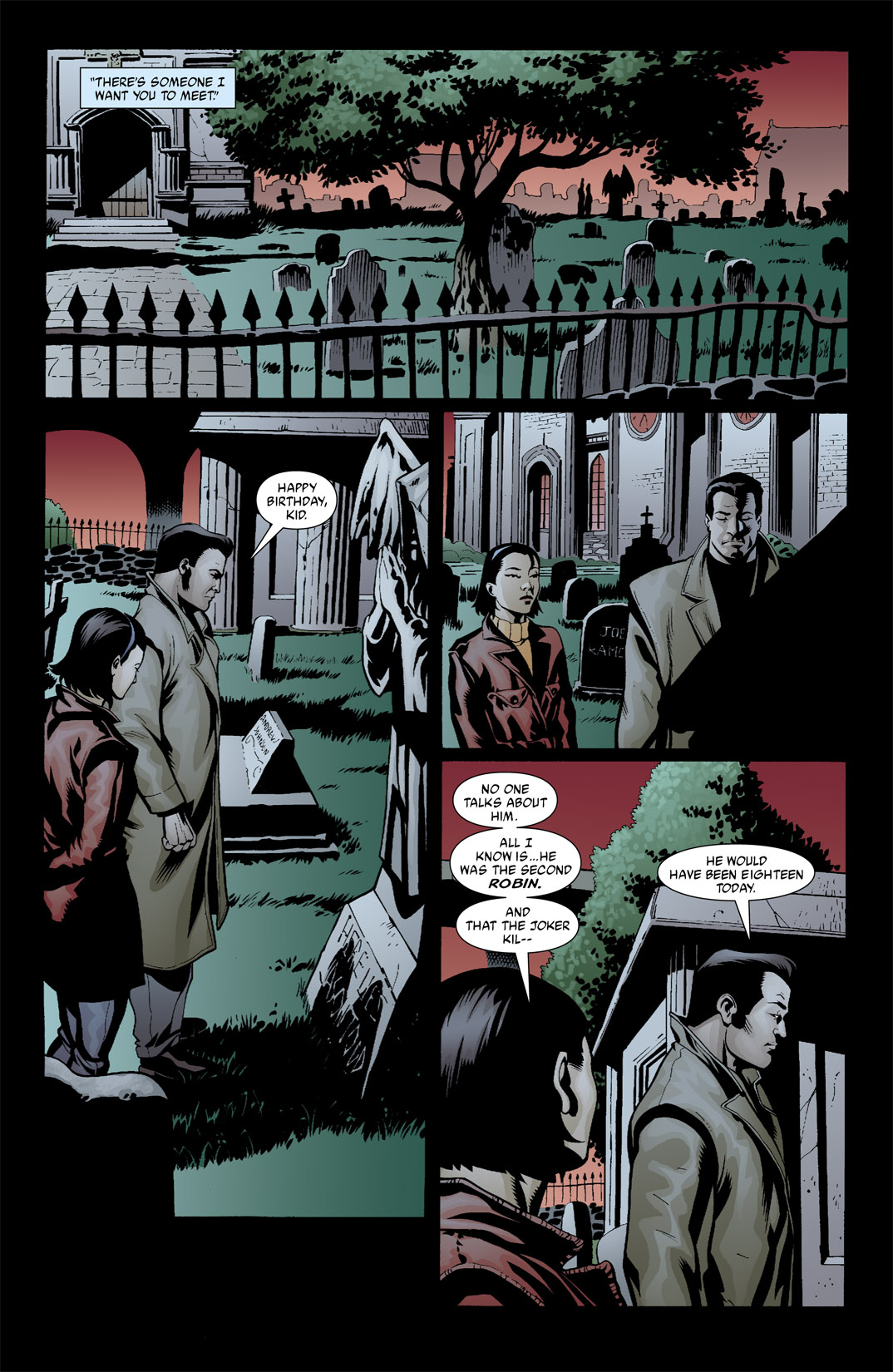 Detective Comics (1937) Issue #790 Page 21