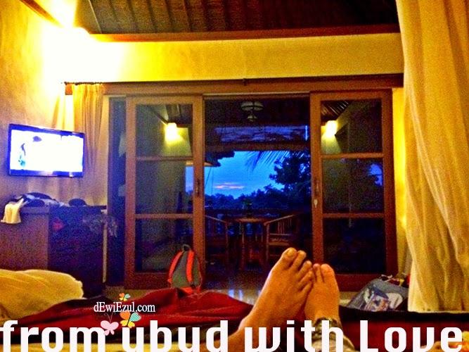 review menginap di Bliss Ubud Bali