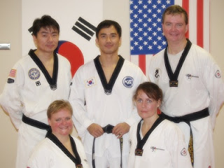 GOLDEN DRAGON TAEKWONDO OWASSO
