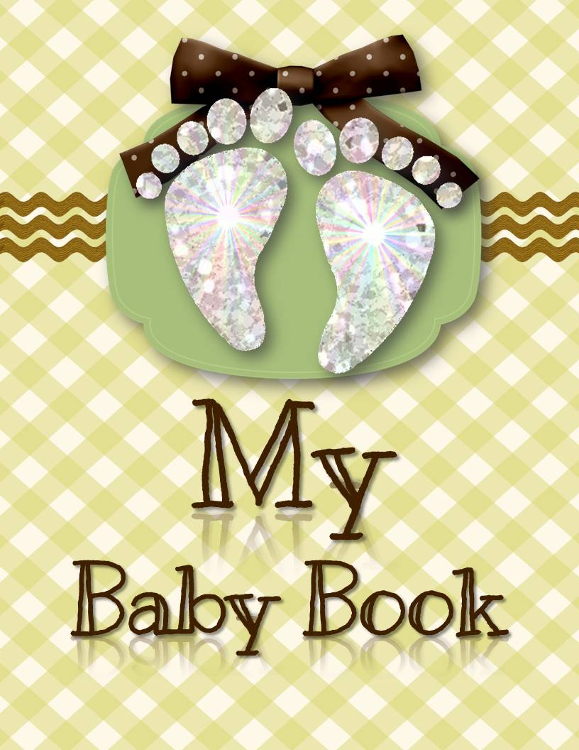Irresistible image throughout free printable baby book pages