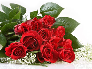 Ramo de rosas en HD