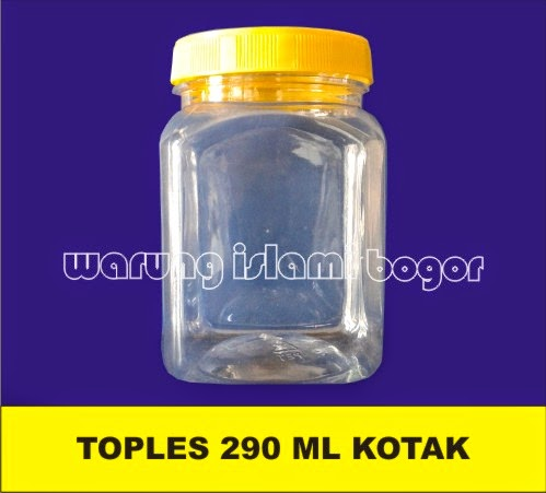 Jual Pot Jar Toples Plastik