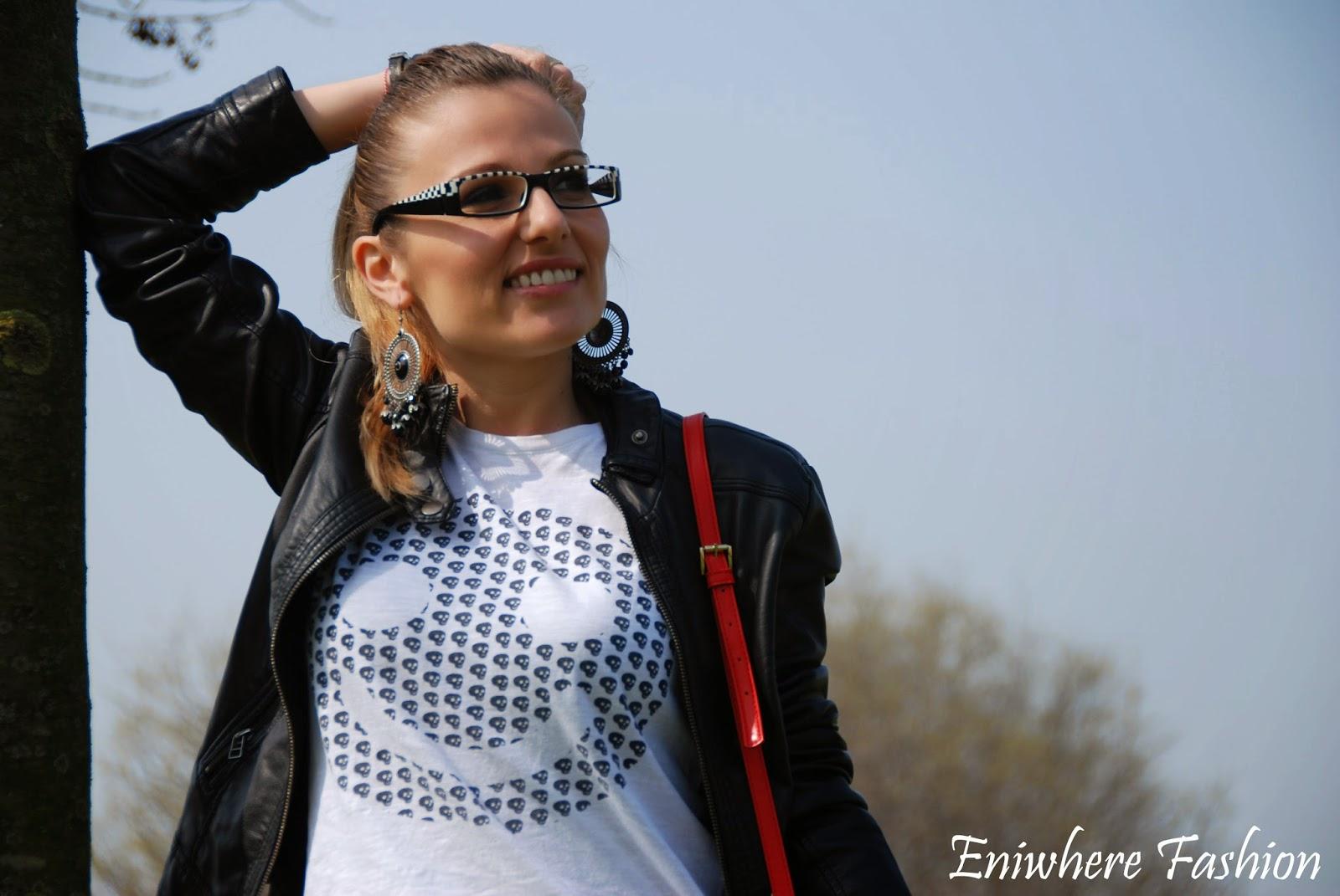 Eniwhere Fashion - campo margherite - outfit Zara