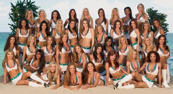 Cheerleaders Hairstyles Pictures.