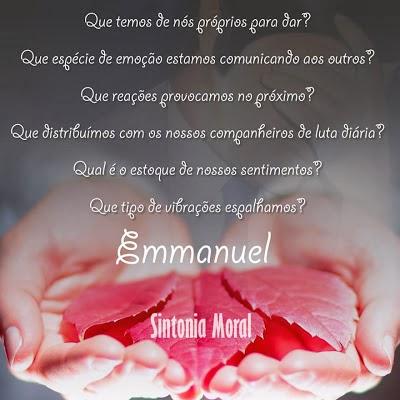 RECADO DE EMMANUEL