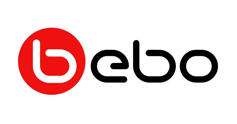 Logo of Bebo, a dead social media platform
